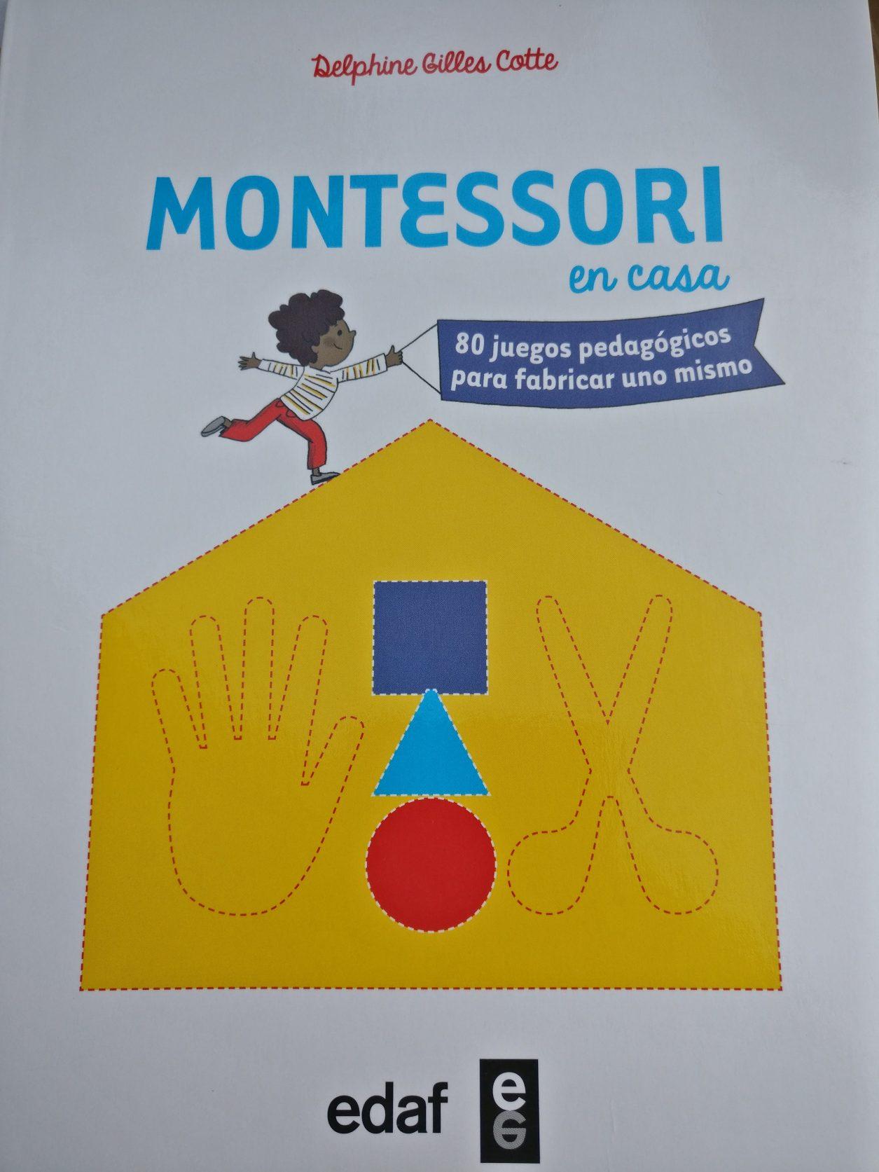 Madres Desterradas Actividades Montessori Libros de Apoyo
