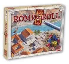 Resultado de imagen de rome and roll kickstarter
