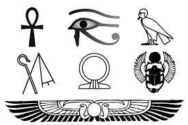Símbolos Egipcios (Origen y Significado) - Simboloteca.com