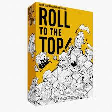 Comprar juego de dados Roll to the Top de Zacatrus