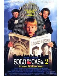 Película Solo en Casa 2: Perdido en Nueva York (1992)