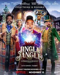 Jingle Jangle: A Christmas Journey | Netflix Wiki | Fandom