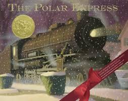 Amazon.com: Polar Express 30th anniversary edition (9780544580145): Van  Allsburg, Chris: Books