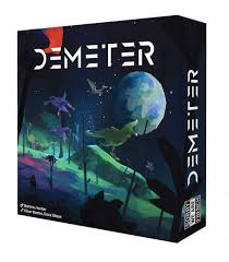 Novedades 2020: Demeter – Juegos Roll & Write