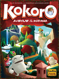 Kokoro: Avenue of the Kodama ~ Juego de mesa • Ludonauta.es