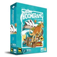 Comprar Boomerang: Australia - juego de cartas
