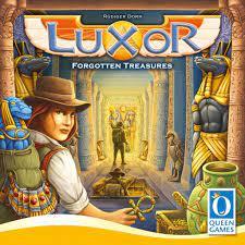 Luxor ~ Juego de mesa • Ludonauta.es