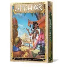 Comprar Ankhor - juego de mesa