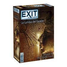 Exit: La tumba del faraón Escape Room · Juguetes · Hipercor