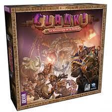 Comprar Clank! - La maldición de la momia Barato