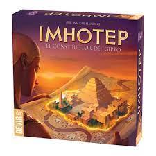 Imhotep – El constructor de Egipto | Devir Iberia