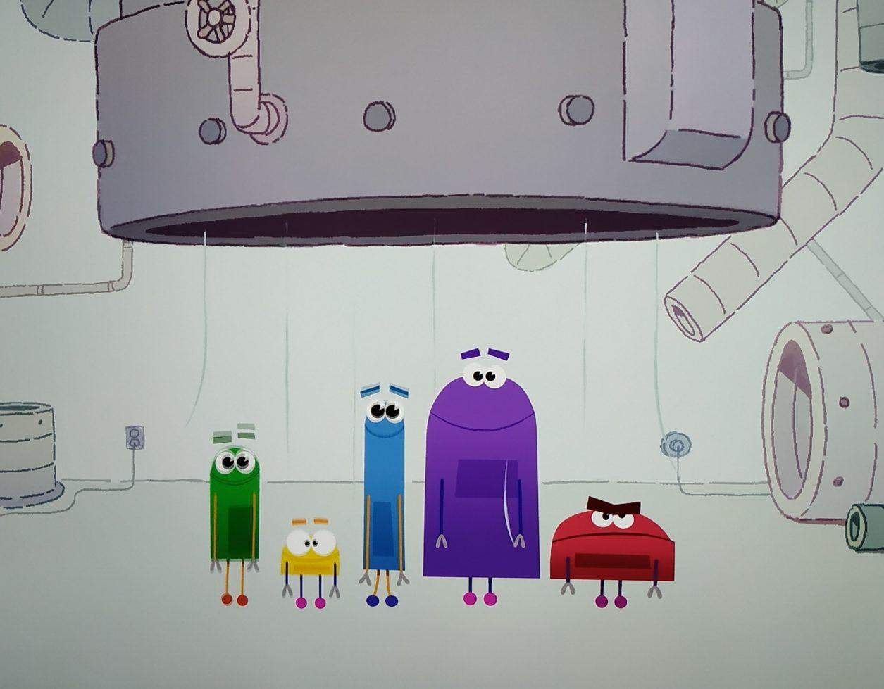 Madres Desterradas Nuestra Experiencia con Los Storybots